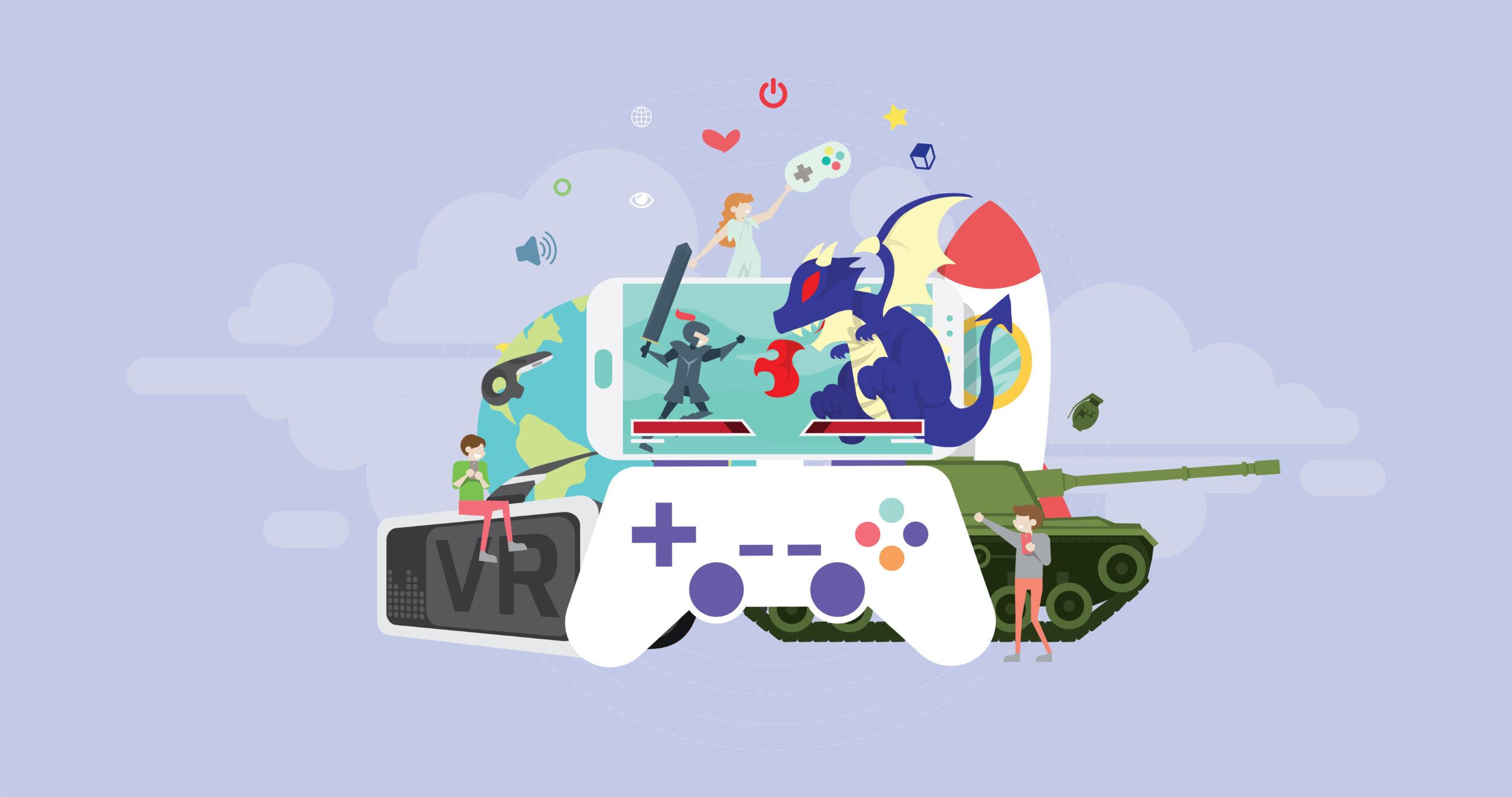 Game Design mit dem Schiller Gymnasium